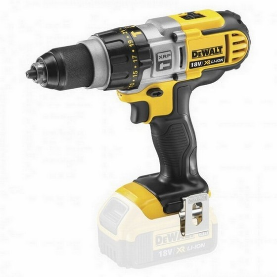 DEWALT DCD985N 18V 3 SPEED XRP COMBI DRILL (BODY ONLY)
