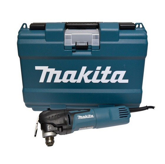 Image of MAKITA TM3010CK QUICK CHANGE MULTI TOOL 240V