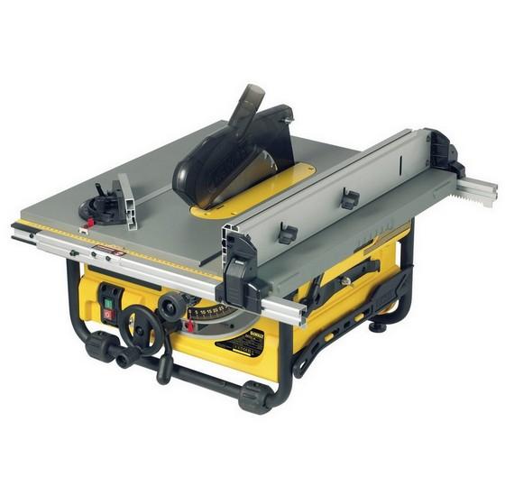 Image of DEWALT DW745 250MM TABLE SAW 110V