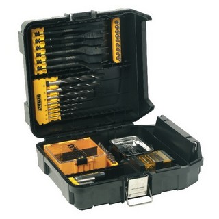 DEWALT DT9282-QZ 57 PIECE WOOD DRILLING SET