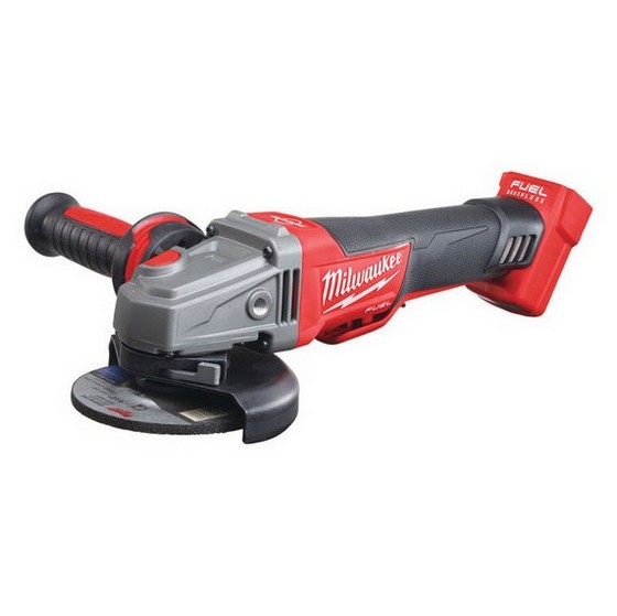 MILWAUKEE M18 CAG115XPDB-0 FUEL ANGLE GRINDER WITH BRAKE (BODY ONLY)