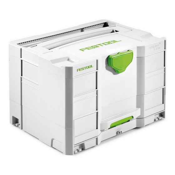 FESTOOL 200117 SYS-COMBI2 SYSTAINER 2 WITH DRAWER