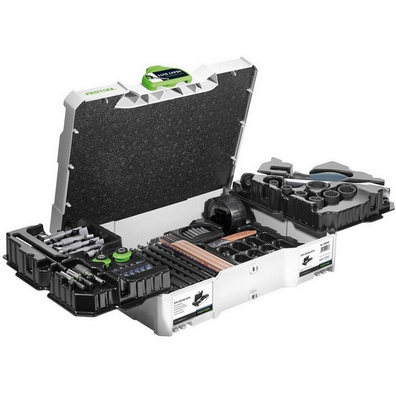 FESTOOL 200909 SYS CENTROTEC HD/15 LIMITED EDITION ACCESSORIES SET