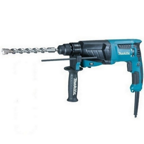 Image of MAKITA HR2630 SDS ROTARY HAMMER DRILL 240V