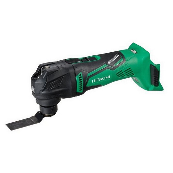 HITACHI CV18DBLW4 18V BRUSHLESS MULTI TOOL BODY ONLY