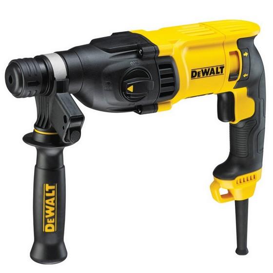 Image of Dewalt D25133k 3 Mode Sds Hammer Drill 240v