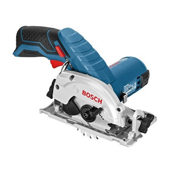 BOSCH GKS10.8N 10.8V CORDLESS CIRCULAR SAW (BODY ONLY)