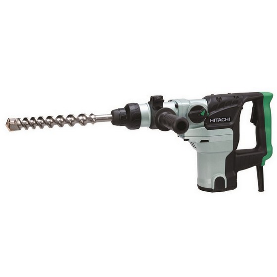 HITACHI DH38MS/J1 6KG SDS-MAX ROTARY DEMOLITION HAMMER 240V