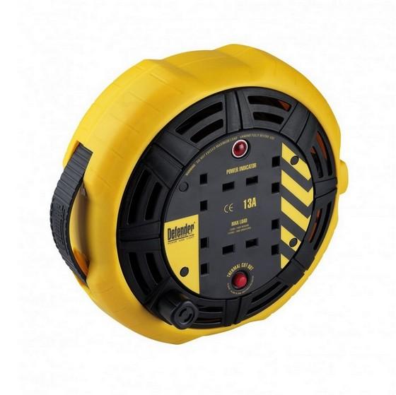 DEFENDER E86535 10M CASSETTE REEL 240V lowest price