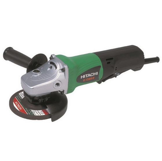 HITACHI G13SE2/J1 1200W PADDLE SWITCH 125MM ANGLE GRINDER 240V