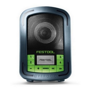 FESTOOL 200185 BR10 BLUETOOTH CONSTRUCTION SITE RADIO 240V