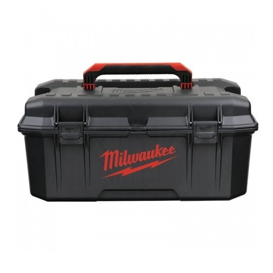 MILWAUKEE 4932430826 26 INCH TOOLBOX (BLACK)