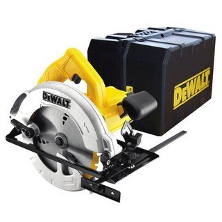 Image of DEWALT DWE560K CIRCULAR SAW 240V SUPPLIED IN CARRY CASE