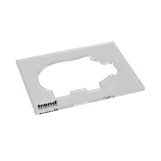 TREND TEMPINPIG PIG TEMPLATE INLAY