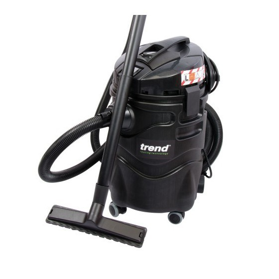 TREND T31A 1400W WET/ DRY DUST EXTRACTOR 230V