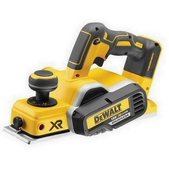 Image of DEWALT DCP580N 18V BRUSHLESS 82MM CORDLESS PLANER BODY ONLY