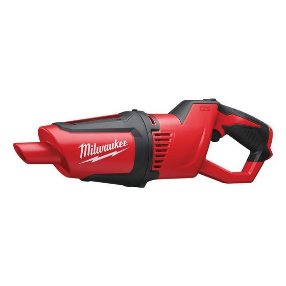 Image of MILWAUKEE M12HV0 COMPACT STICK VACUUM BODY ONLY