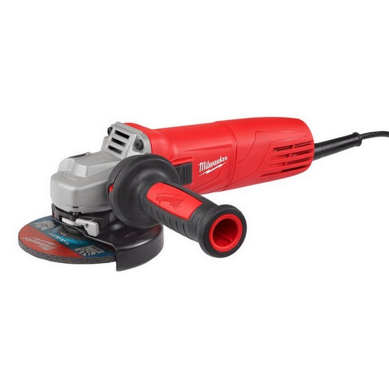 MILWAUKEE AGV10-115EK 240V ANGLE GRINDER 115MM 1000W