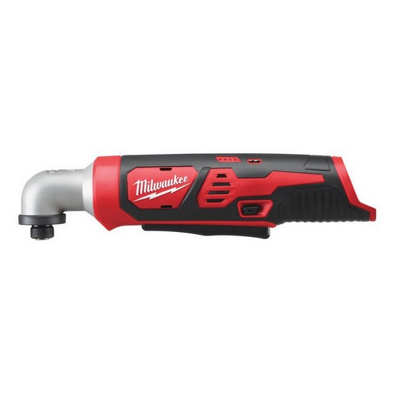 Image of MILWAUKEE M12BRAID0 RIGHT ANGLE IMPACT DRIVER BODY ONLY