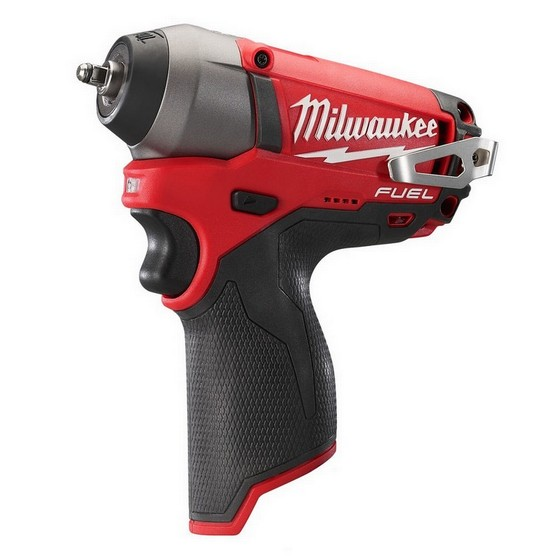 Image of MILWAUKEE M12CIW140 12V IMPACT WRENCH BODY ONLY