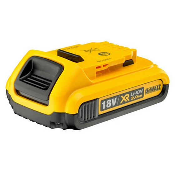 Image of DEWALT DCB183 18V 20AH XR LITHIUMION BATTERY PACK