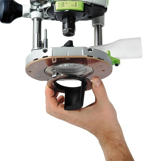 Image of FESTOOL 492732 CHIP DEFLECTOR FOR OF1400 ROUTER