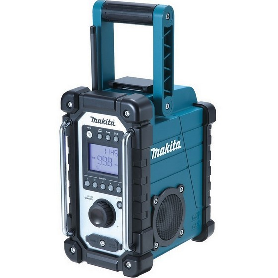 Image of MAKITA DMR107 JOB SITE RADIO 240V