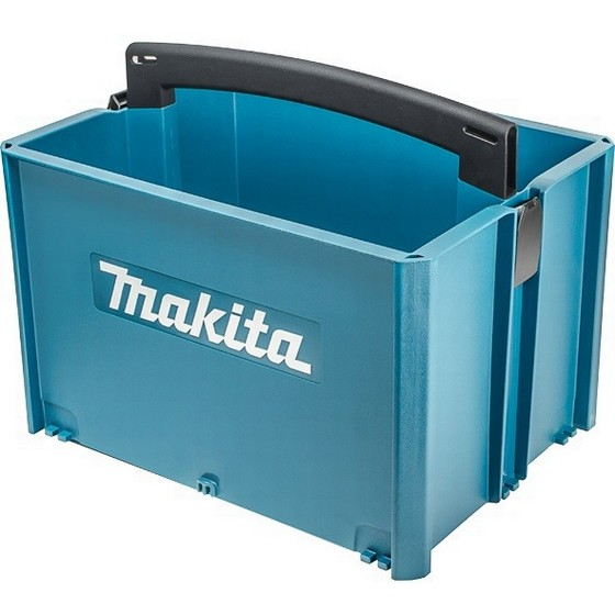 Image of MAKITA P83842 MAKPAC STACKABLE TOTE BOX