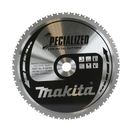 MAKITA B-09765 305MM SPECIALISED CIRCULAR SAW BLADE