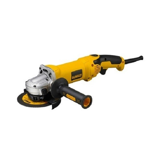 DEWALT D28065-GB ANGLE GRINDER 125MM 1250W WITH DUST EJECTION SYSTEM 240V