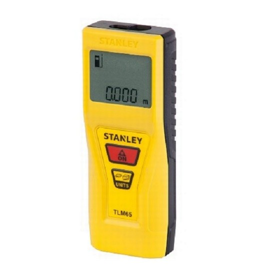 Image of Stanley Int177032 Tlm 65 Laser Measurer