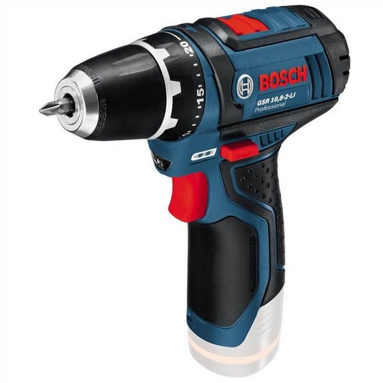 BOSCH GSR10.8N 10.8V DRILL DRIVER (BODY ONLY)