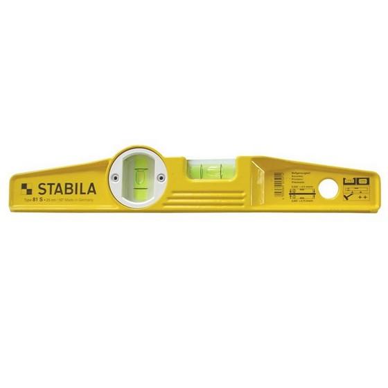 STABILA STB81S10L TORPEDO 250MM SPIRIT LEVEL lowest price