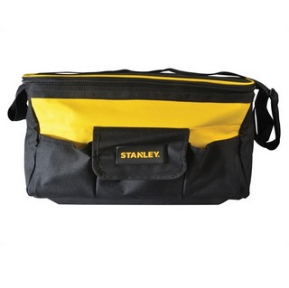 STANLEY STA175536 FOLDING CANVAS TOOLBAG 16 INCH