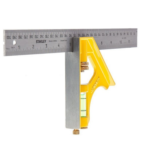 STANLEY STA246028 DIE CAST COMBINATION SQUARE 12 INCH