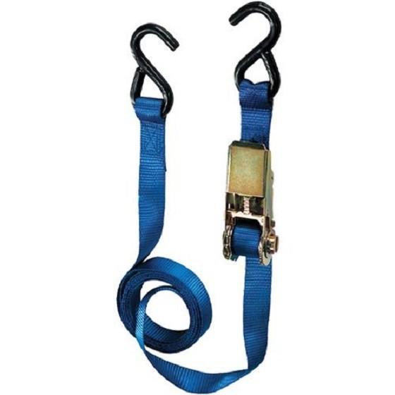 Image of Master Lock Mlk3156 4 Piece Ratchet Strap Set 25mm X 3 Metre