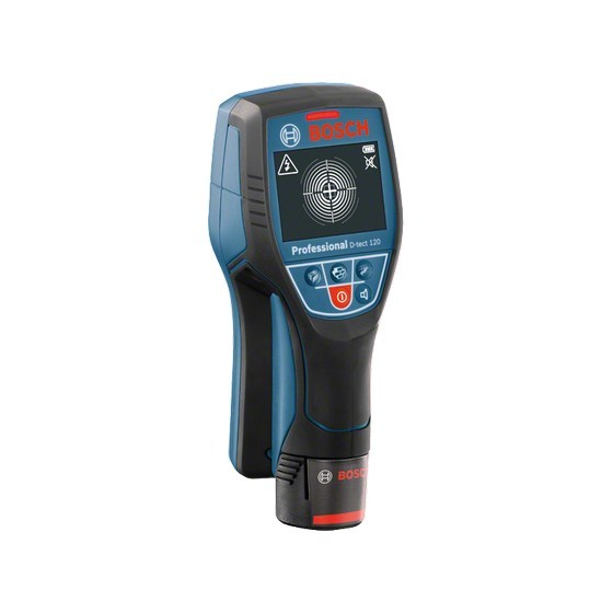 BOSCH D-TECT-120 10.8V WALL SCANNER WITH BATTERIES