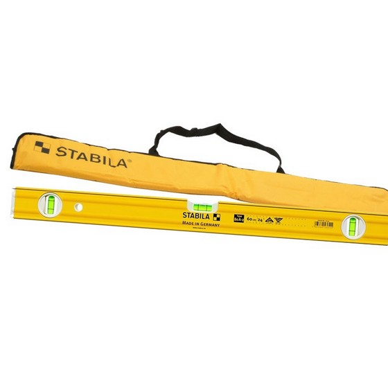 STABILA TYPE 80AN SPIRIT LEVEL 100CM WITH CARRY BAG