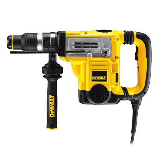 DEWALT D25601K SDS MAX COMBINATION HAMMER DRILL 6KG 110V