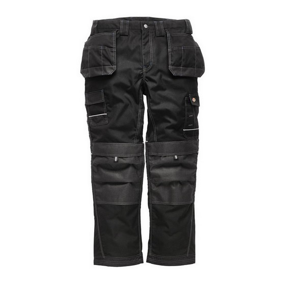 Image of Dickies Eh30050 Eisenhower Trousers Regular Fit 30w
