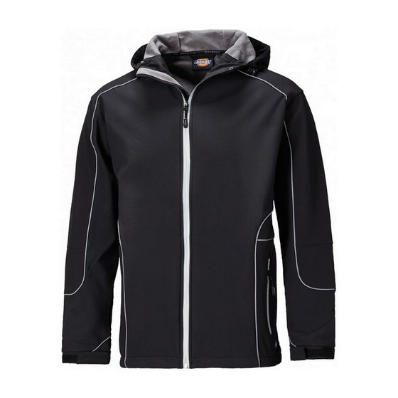 Image of Dickies Jw7050 Harlington Jacket Black Xl