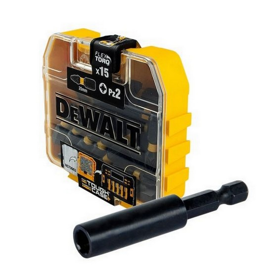 Image of DEWALT DT70618TQZ PZ2 IMPACT TORSION & BIT HOLDER