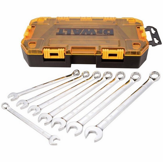 DEWALT DWMT73810 TOUGH COMBI WRENCH SET