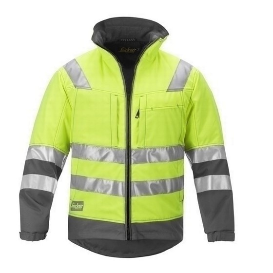 SNICKERS 13336658007 HI-VIS WINTER JACKET CLASS 3 (XL)