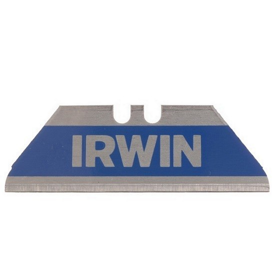 IRWIN 10505823 PACK OF 5 BI-METAL SAFETY BLUE KNIFE BLADES