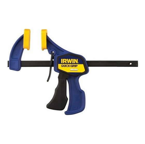 IRWIN Q/GT546EL7 QUICKGRIP MINI BAR CLAMP 6 INCH