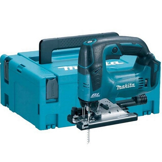 MAKITA DJV182ZJ 18V BRUSHLESS JIGSAW (BODY ONLY) SUPPLIED IN MAKPAC CASE
