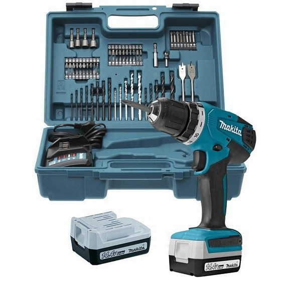 makita hp347dx100 g series combi hammer drill with. Black Bedroom Furniture Sets. Home Design Ideas