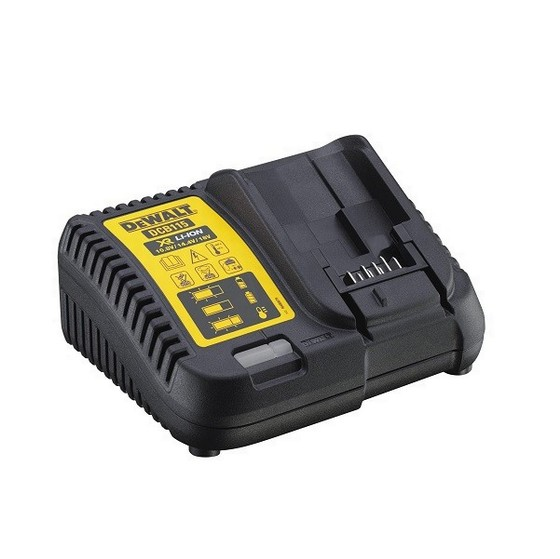 Image of DEWALT DCB115 MULTI VOLTAGE LIION BATTERY CHARGER
