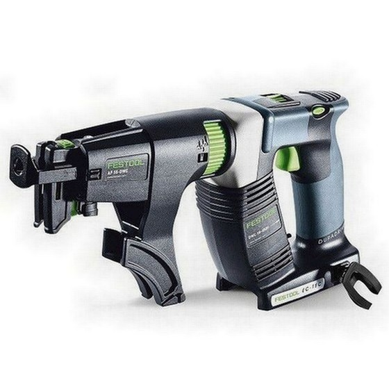 Image of FESTOOL 574747 DWC 184500 LI BASIC DURADRIVE SCREWDRIVER BODY ONLY SUPPLIED IN TLOC CASE